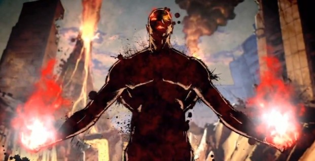 infamous2-The-Beast