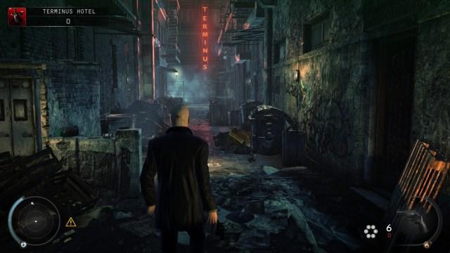 Hitman: Absolution screenshot