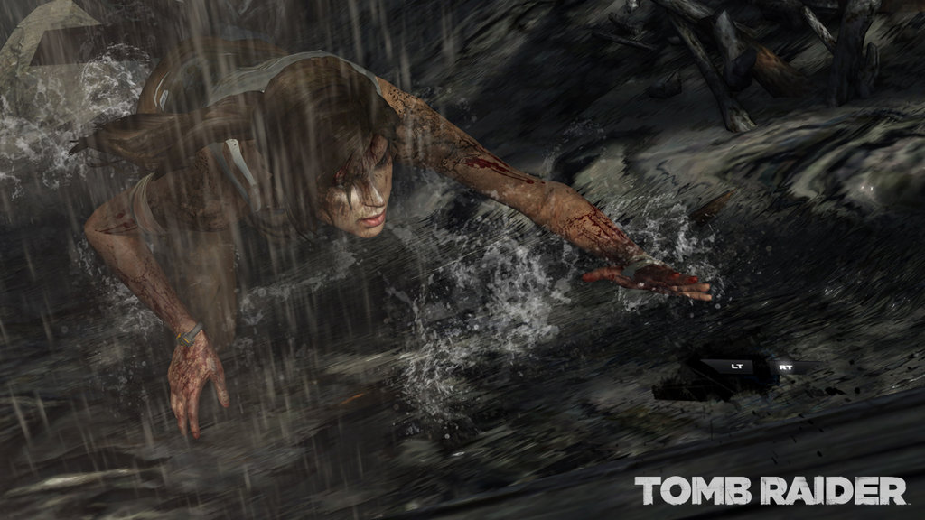 Tomb Raider Review Uncharted Waters The Koalition