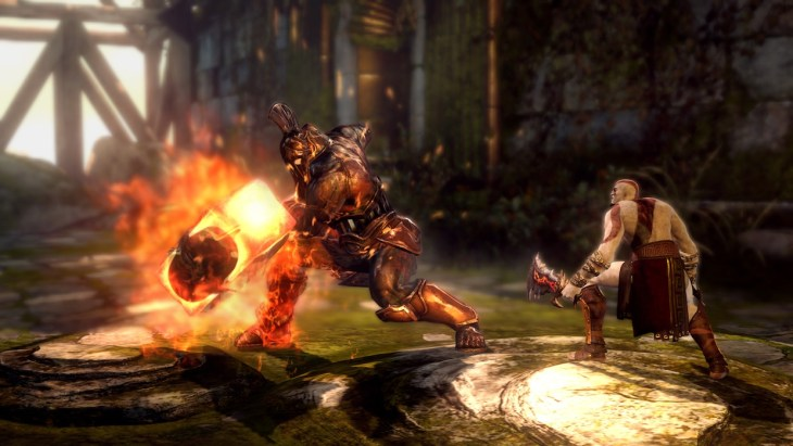 God of War: Ascension screen 1