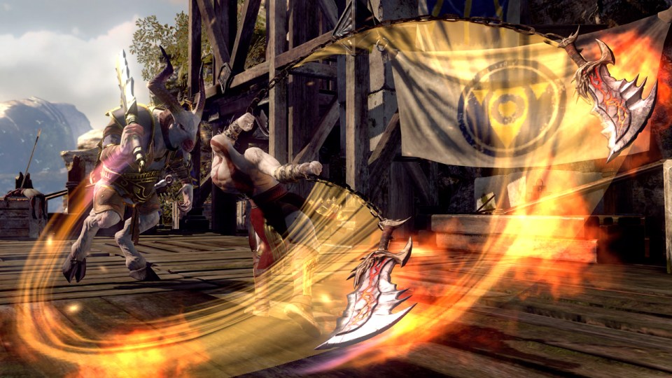 God of War: Ascension screen 2