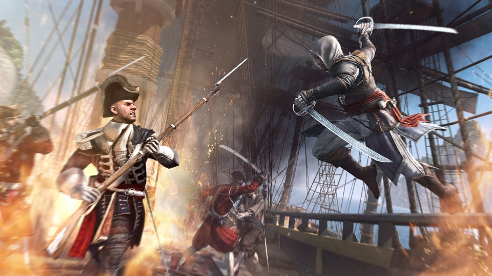 Assassin's Creed IV: Black Flag character