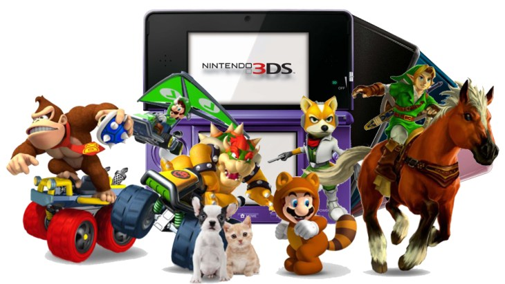 3ds must have games