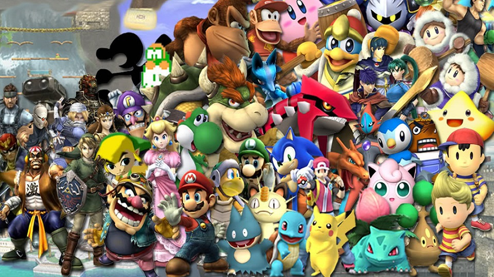 Ten Characters that Could Be in the Next Super Smash Bros - The