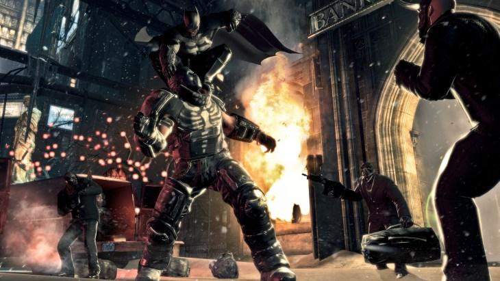 Arkham Origins 2
