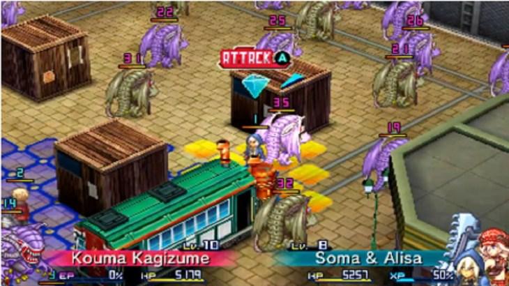 ProjextXZone_Gameplay3