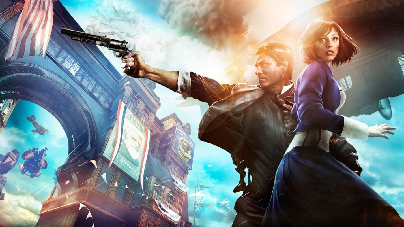4. Bioshock Infinite