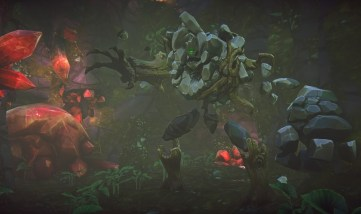 Forest Scene Enemy EQN