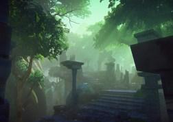 Forest Scene EQN