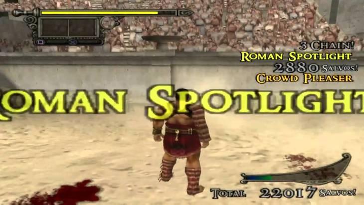 Roman Spotlight