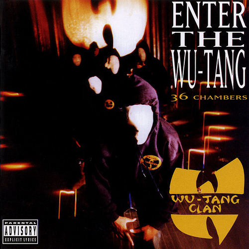 wu-tang clan 36 chambers cover