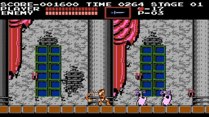 CastlevaniaOverview_FirstGame