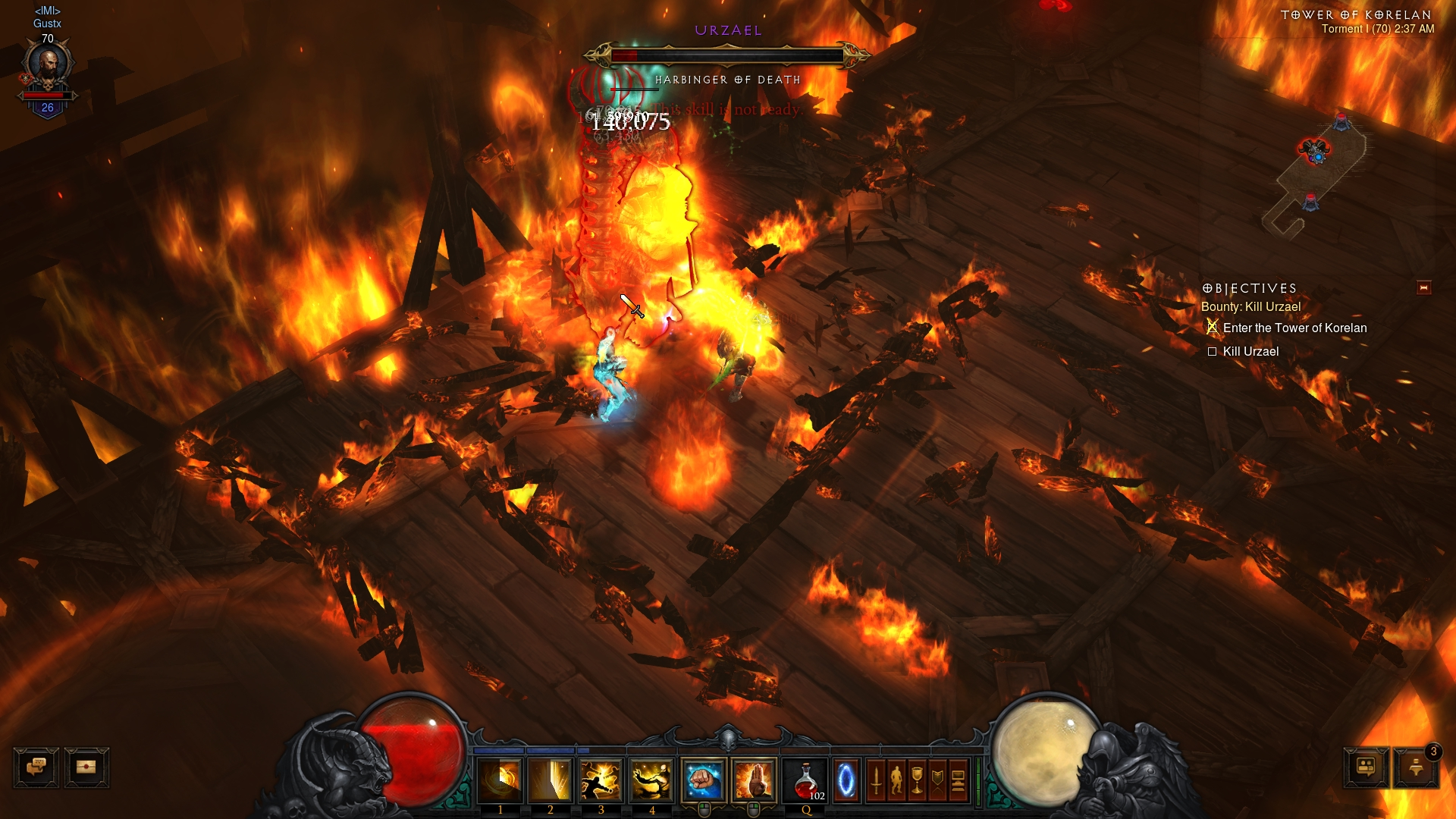 Diablo 3: Reaper of Souls Review - Escaping Death - The
