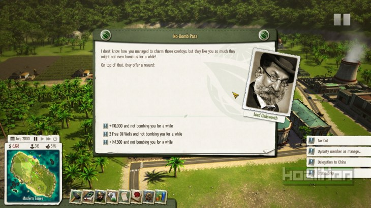 Tropico 5 Article 2