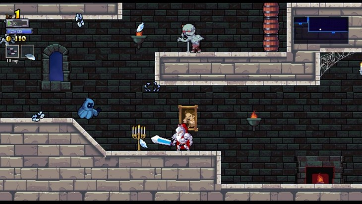 Rogue Legacy Review_pic1