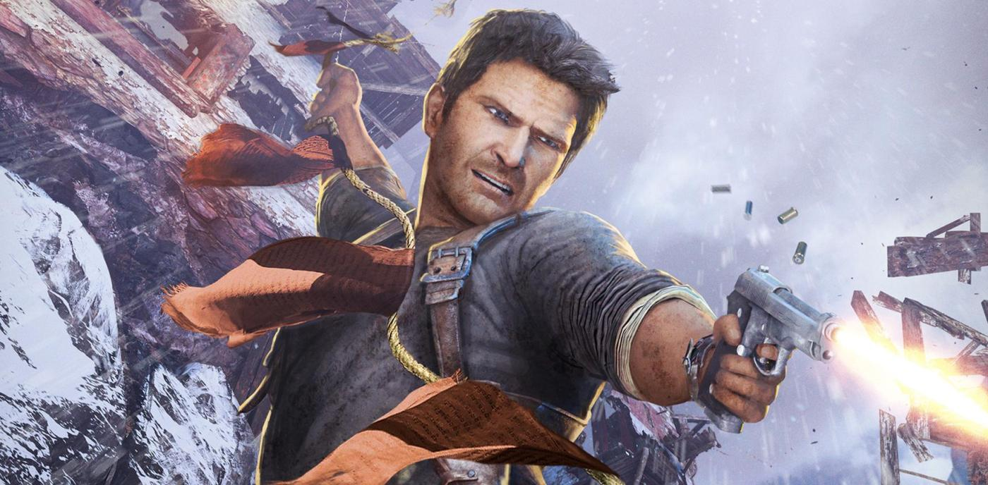 Uncharted trilogy PS4 remaster