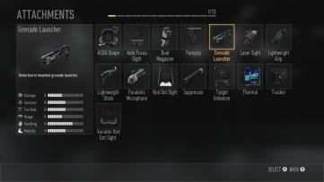 Grenade-Launcher