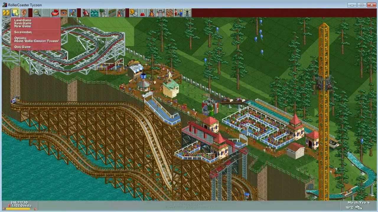 RollercoasterTycoon1