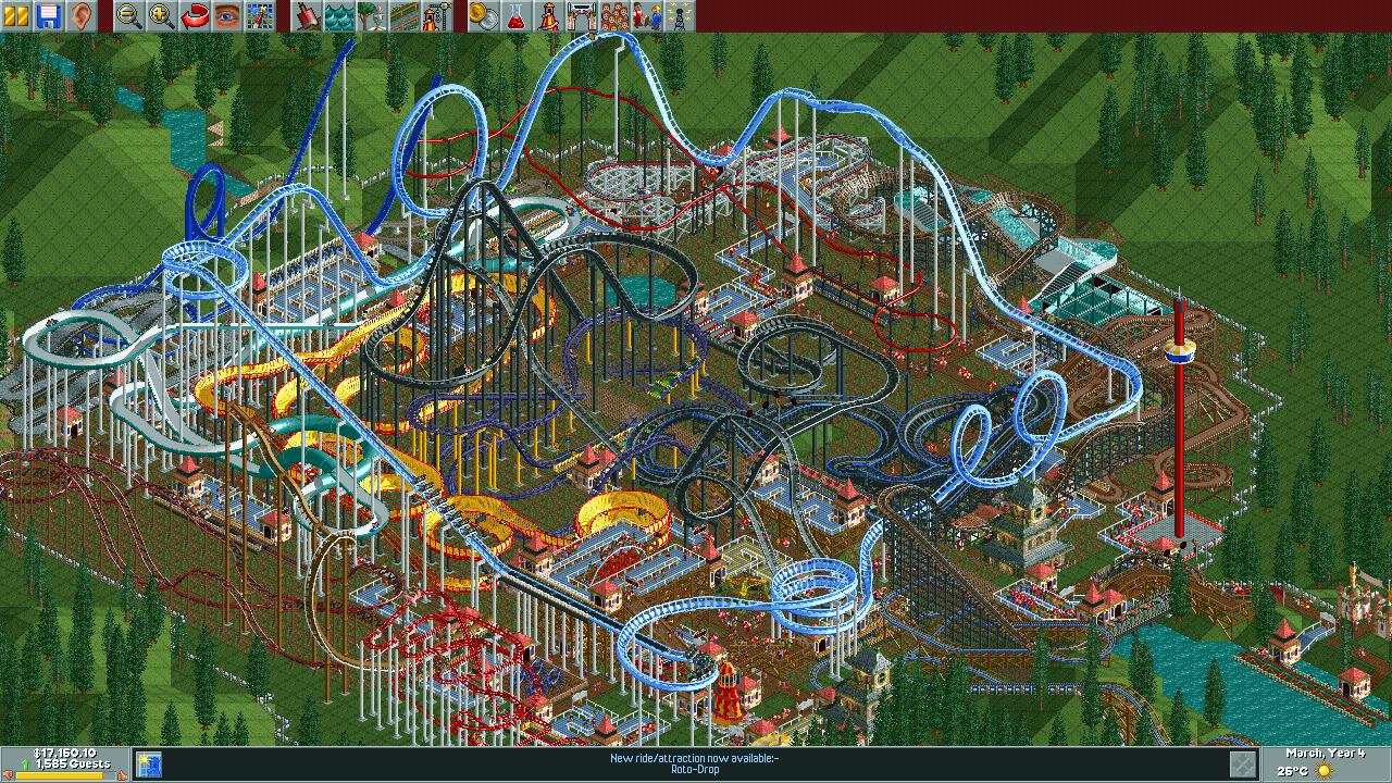 RollercoasterTycoon2