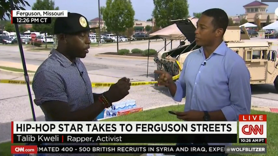 Hip-Hop ferguson