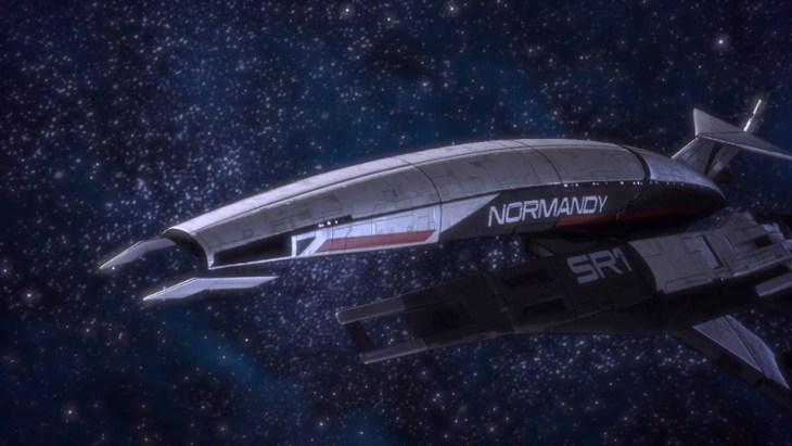 Mass Effect - Normandy