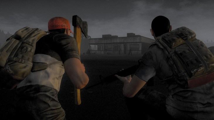 h1z1 screenshot