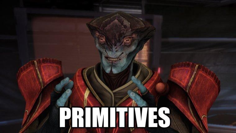 Mass Effect 3 - Javik
