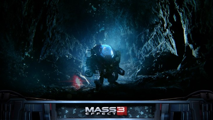 Mass Effect 3 - Leviathan