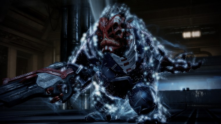 Mass Effect 2 - Lair of the Shadow Broker