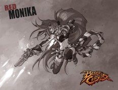 Battle Chasers - Monika