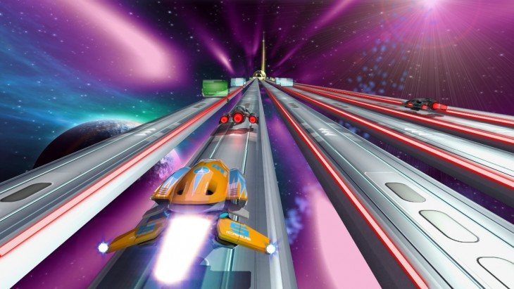 Switch Galaxy Racing Image