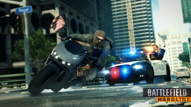Hardline offers several multiplayer features for fans.