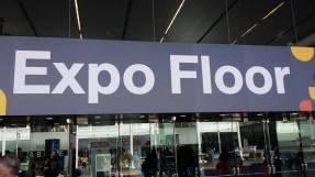 GDC 2015 Expo Floor Sign
