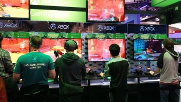 GDC 2015 Gigantic Xbox