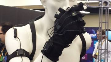 GDC 2015 Perception Neuron Glove