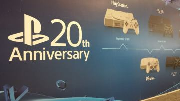 GDC PlayStation 20th Anniversary