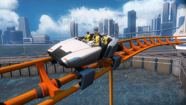 Screamride aims to take you on the ride of your life and then some.