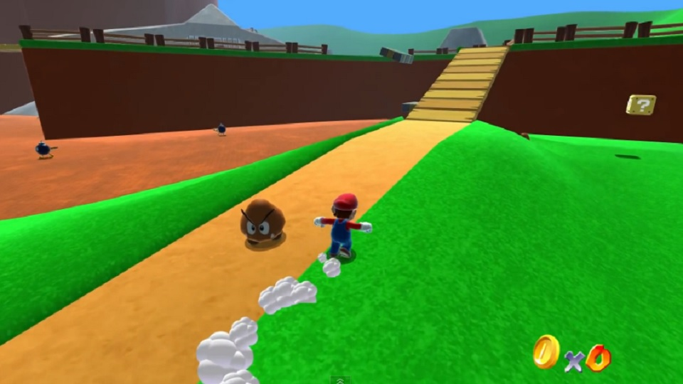 The Super Mario 64 HD You Really Want from Nintendo [UPDATED