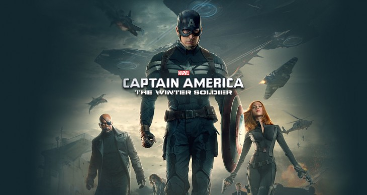 Marvel Cinematic Universe Captain America: The Winter Soldier