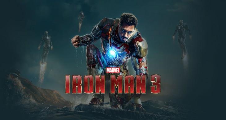 Marvel Cinematic Universe Ironman 3