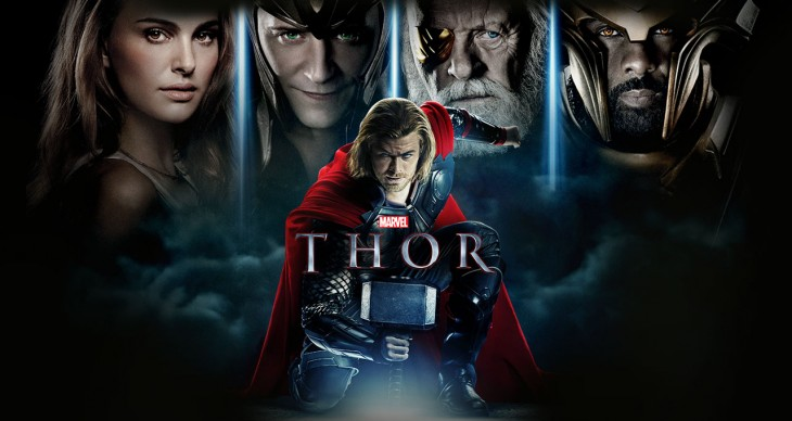 Marvel Cinematic Universe Thor