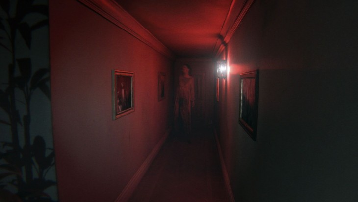 silent_hills hallway