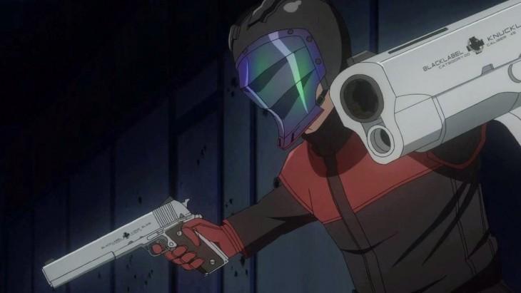Spring Anime - Triage X