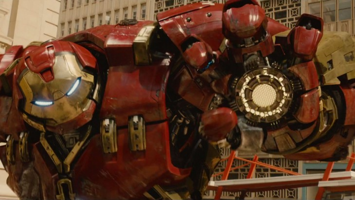 Avengers - Age of Ultron - Hulkbuster Armor