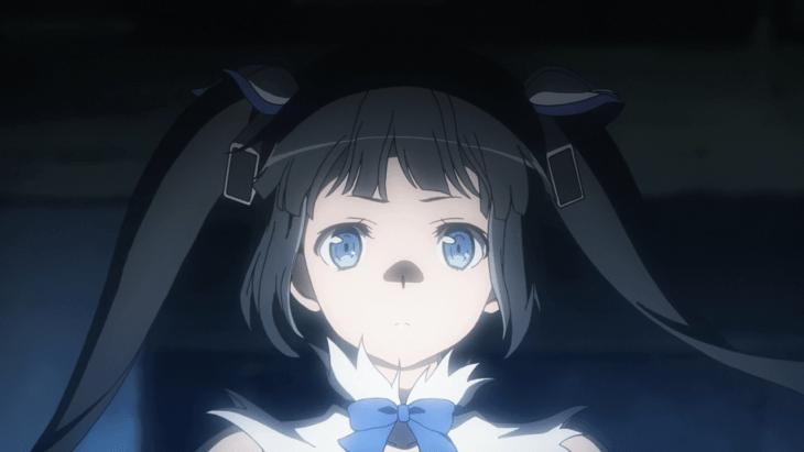 Spring Anime - Danmachi