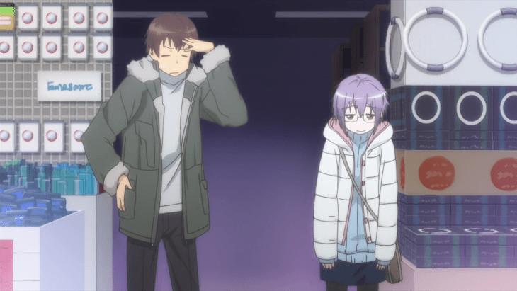 Spring Anime - Nagato Yuki-chan
