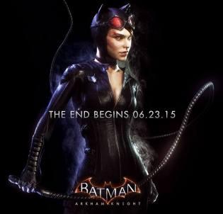 Batman Arkham Knight - Catwoman