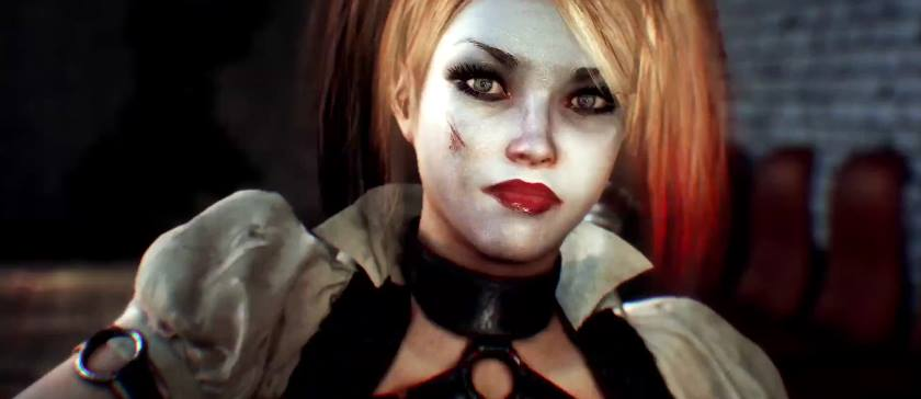 Batman Arkham Knight Harley story trailer 02