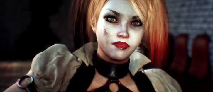 Batman Arkham Knight Harley story trailer 02