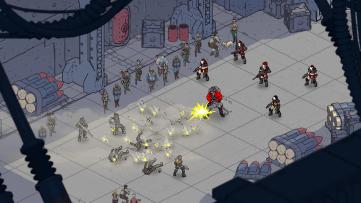Bedlam - Announcement Screenshot 3 - Cyborg